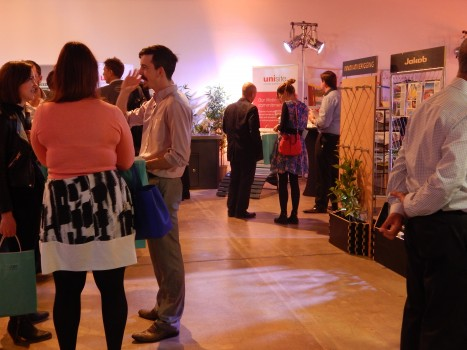 The Arc Agency Landscape Trade Show June 2015