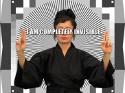 Hito Steyerl, How Not to be Seen: A Fucking Didactic Educational .MOV File (2013). HD video file, single screen, 14 minutes. Hito Steyerl, How Not to be Seen: A Fucking Didactic Educational .MOV File (2013). HD video file, single screen, 14 minutes. Copyright Hito Steyerl, courtesy Wilfried Lentz Rotterdam.