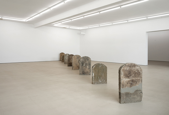 Luke Willis Thompson Sucu Mate / Born Dead, 2016 installation view: Hopkinson Mossman, Auckland Courtesy the artist and Hopkinson Mossman, Auckland