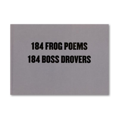 184 Frogs Cover