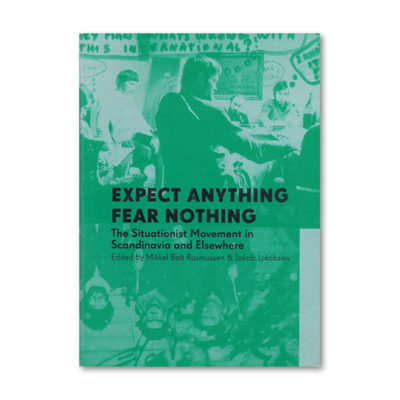 Expect Anything Cover
