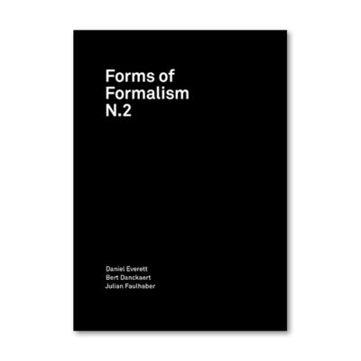 Forms of formalism cover
