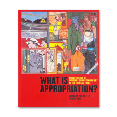 What is appropriation cover