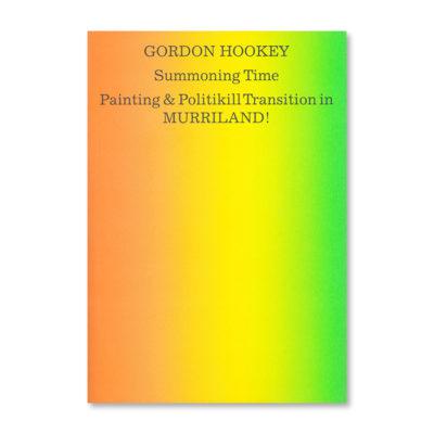 Gordon Hookey Front